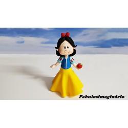 Branca de Neve Figura Decorativa Fabulosimaginário